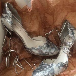 Anthropologie Guilhermina Heels for Wedding/Gala